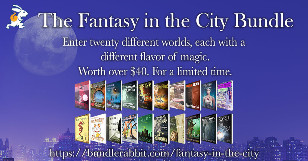 Fantasy in the City image