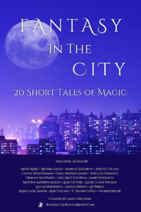 Fantasy in the City bundle cover