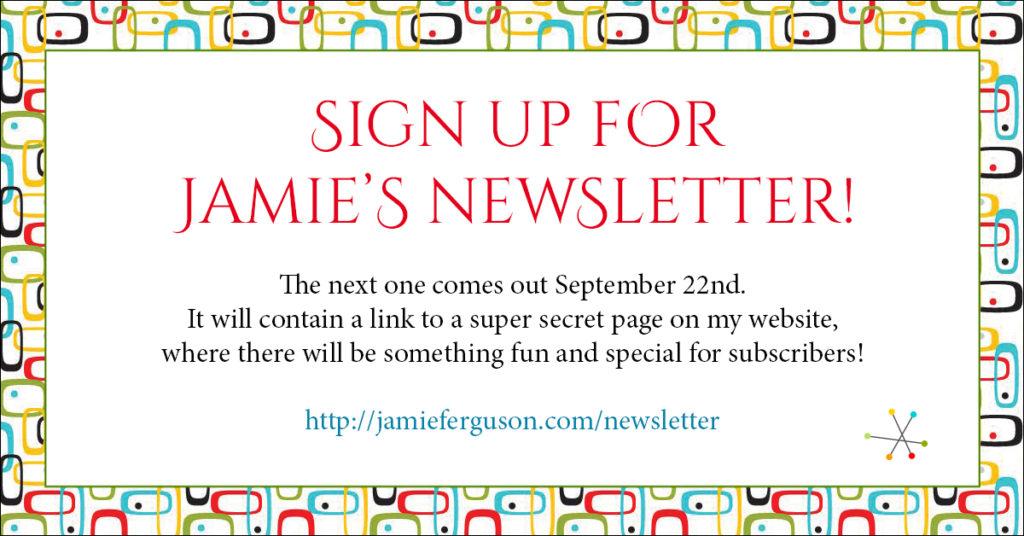 Jamie's newsletter signup September 2016 v2